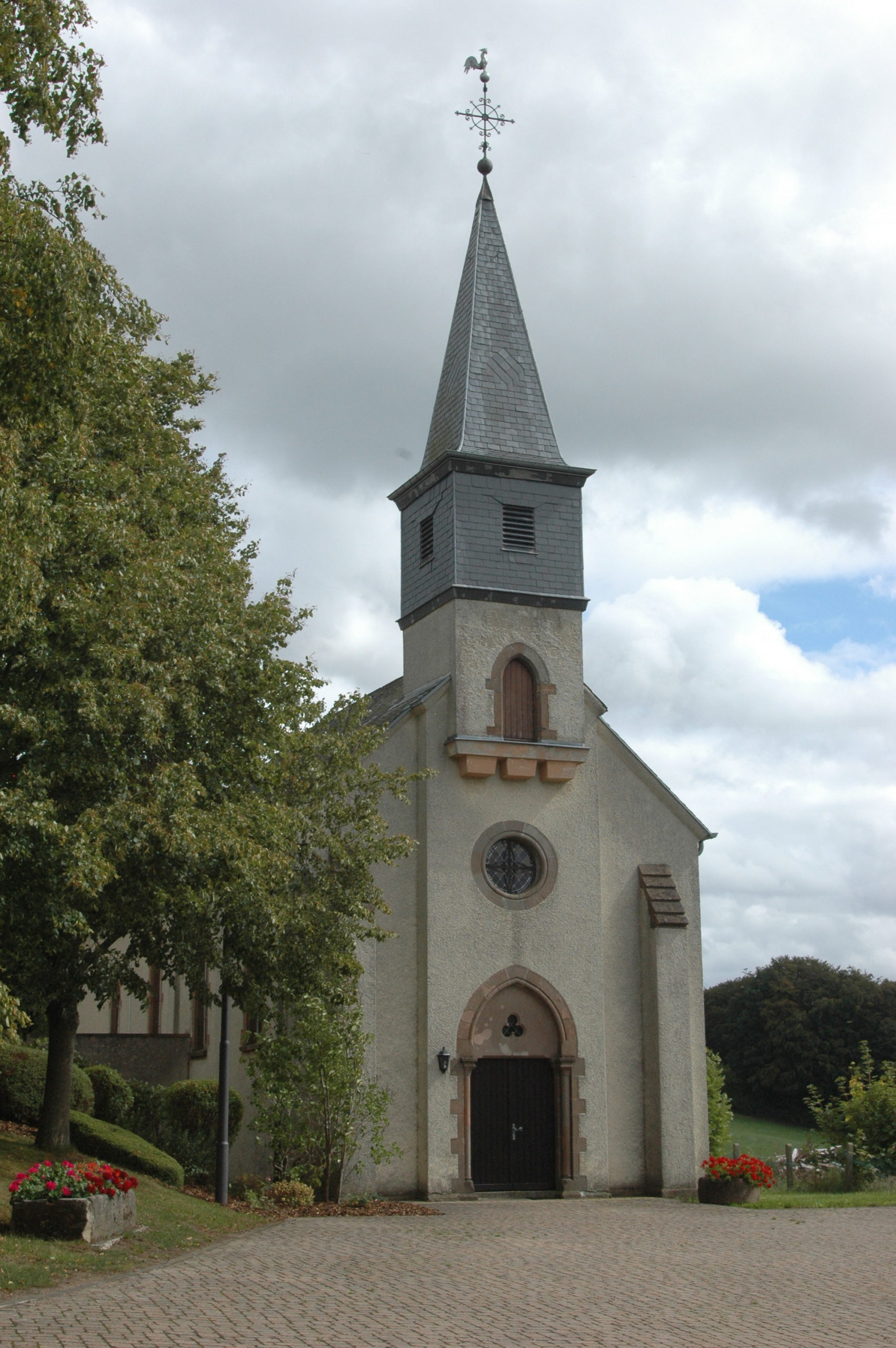 Grümelscheid église