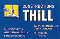 Thill Constructions S.A.
